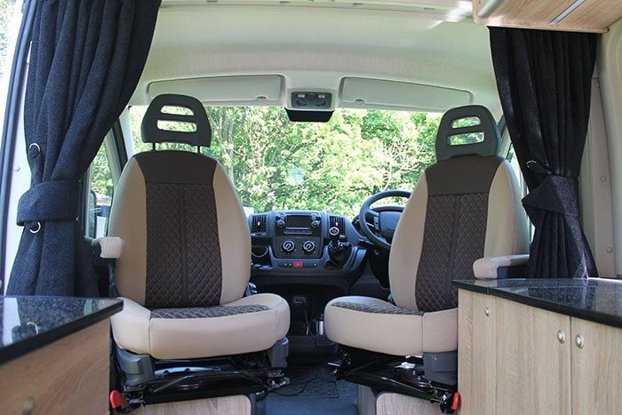 Nessie seats