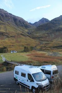Campervans Glencoe