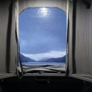 Robbie / Scotty view loch